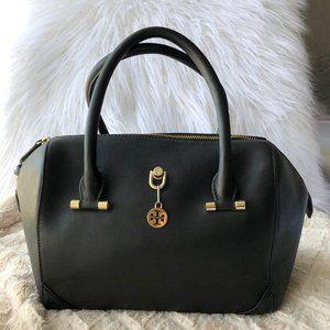 Tory Burch Black Bowler Bag